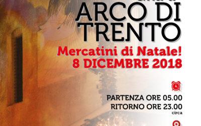 GITA ARCO DI TRENTO 8 DICEMBRE 2018